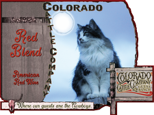 Colorado Cattle Company Guest Ranch - Red Blend