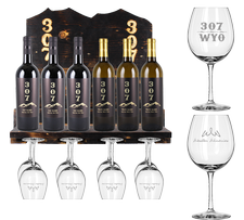 ​307 Wine Rack Display Package