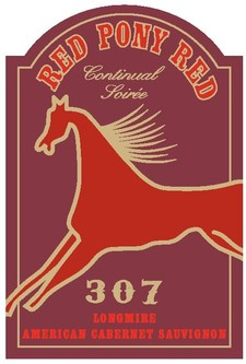 ​307 Longmire Red Pony Red Cabernet Image