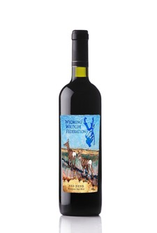 Wyoming Wildlife Federation Red Blend Image