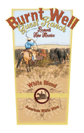 Burnt Well Guest Ranch - White Blend