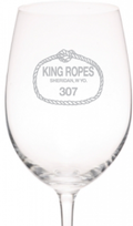 307 King Ropes Wine Glass