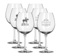 Buck Brannaman Six Pack Glasses